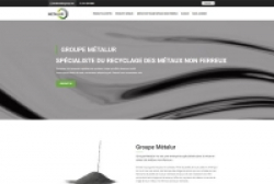 Launching the new Metalur Group website